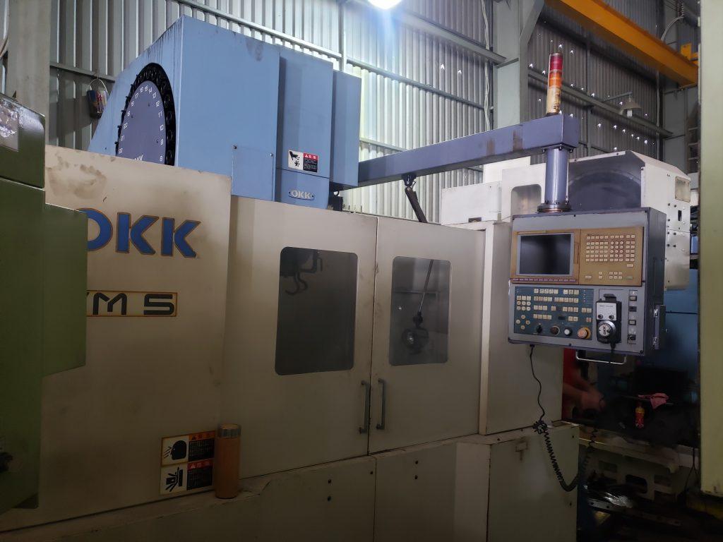 Máy phay OKK VM5.NEOMATIC 635