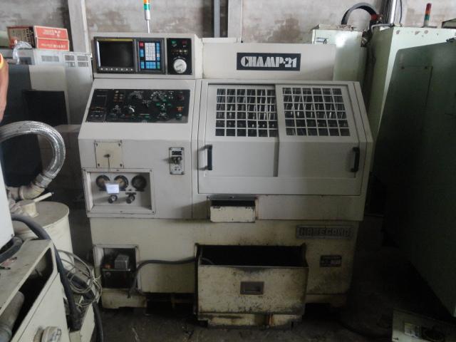 Máy tiện hiệu HASEGAWA CHAMP-21