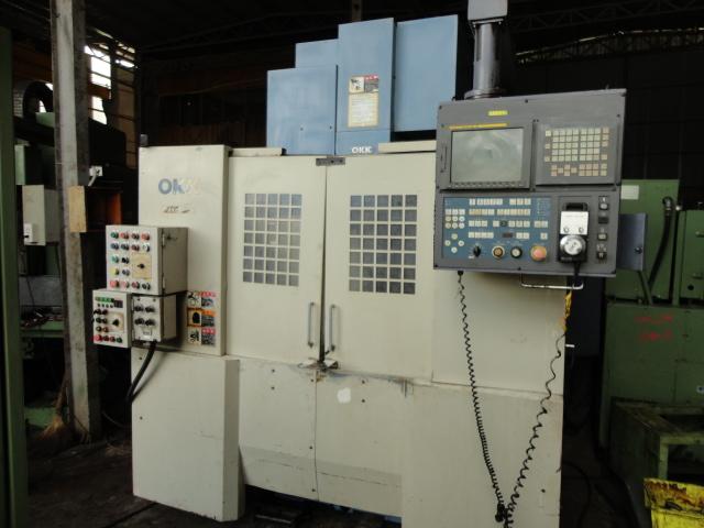 Máy phay hiệu OKK VM4-II