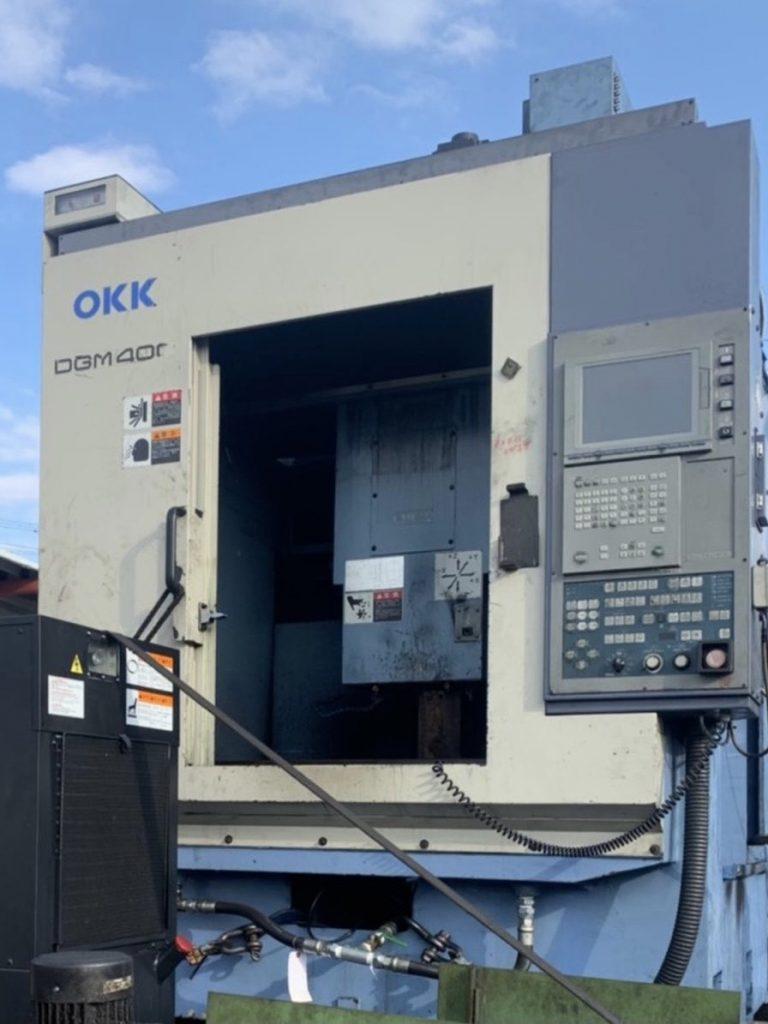 Máy phay OKK DGM 400.NEOMATIC 635
