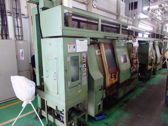 Máy tiện Mori Seiki SL 25. FANUC OT