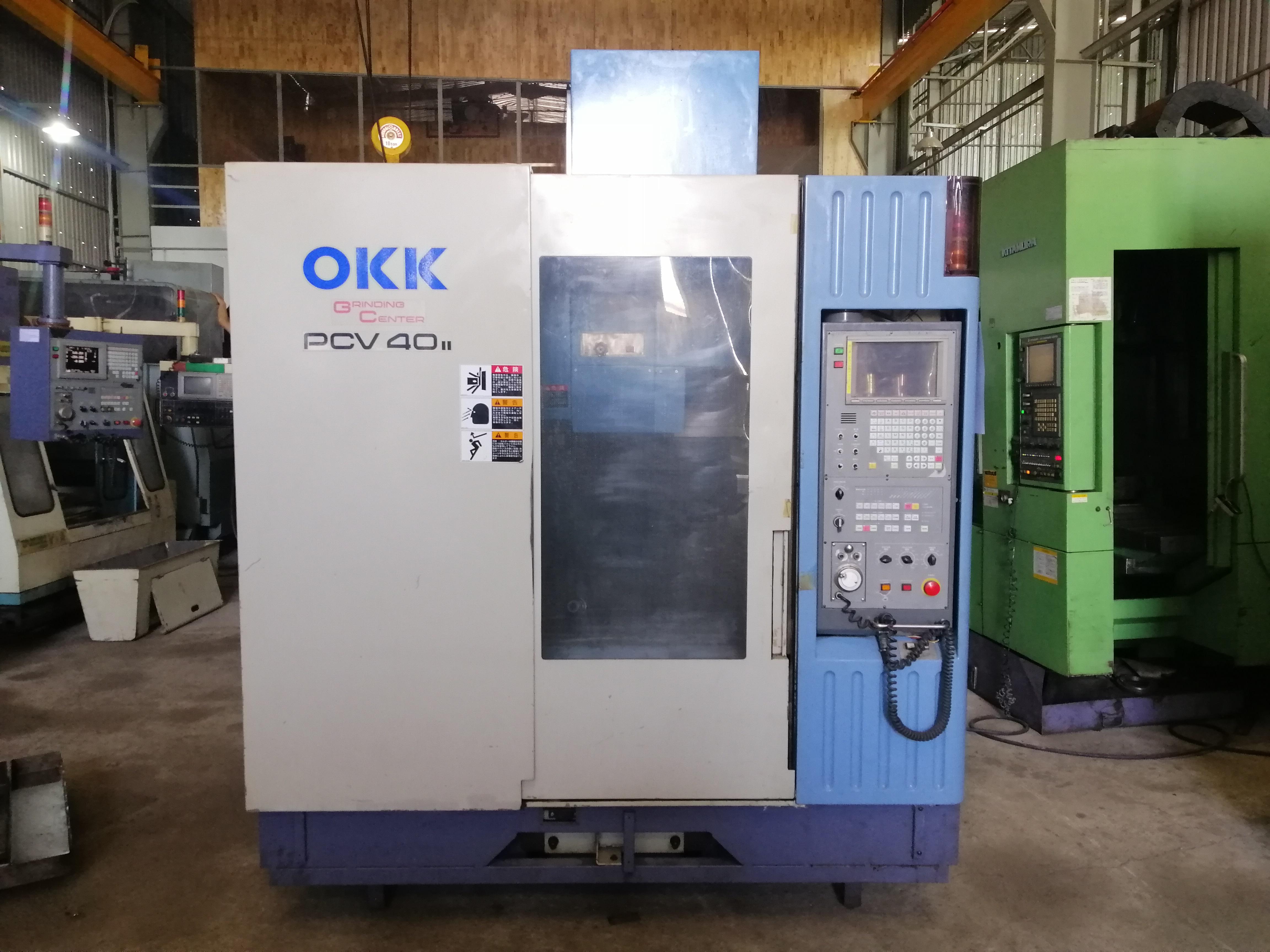 Máy phay OKK PCV 40 II. FCA 520M