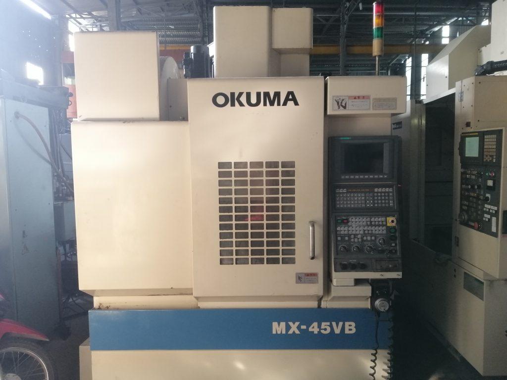 Máy phay OKUMA MX-45VB